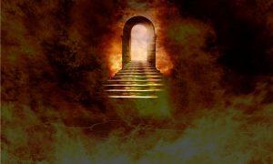 api dan pintu neraka