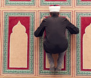 muslim sholat al-fatihah