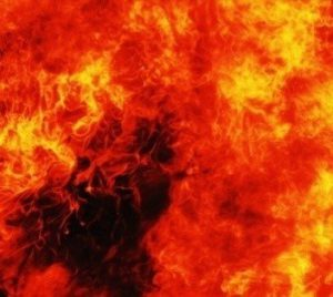 api dan kegelapan